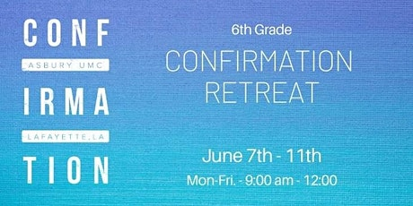 Confirmation Retreat tickets
