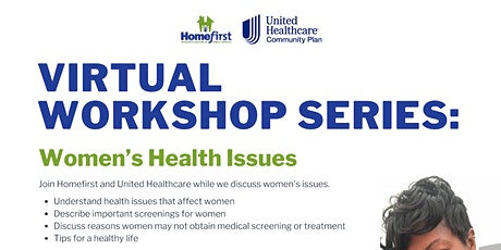 Women's Health Issues with United Healthcare tickets
