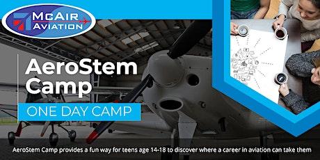 AeroStem Camp - 1 Day tickets