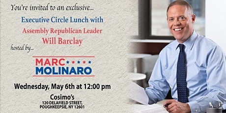 Executive Circle Lunch with Will Barclay! tickets