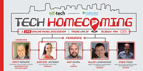 Tech Homecoming: CK Edition tickets