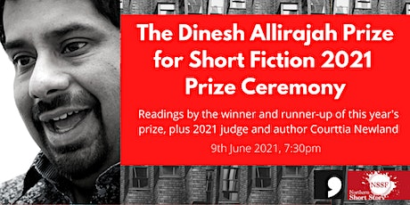 The Dinesh Allirajah Prize for Short Fiction - Prize Ceremony tickets
