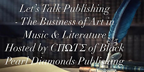 Let's Talk Publishing  - The Business of Art in Music & Literature tickets