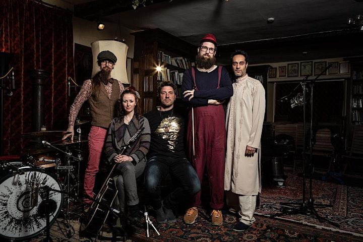 Schtumm.... Presents Will Lawton & The Alchemists + Hazir image