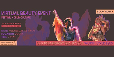 In Your Dreams: Festival Beauty, Club Culture & Going Out Looks tickets
