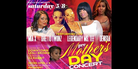 New OrleansPre- Mother's Day Concert tickets