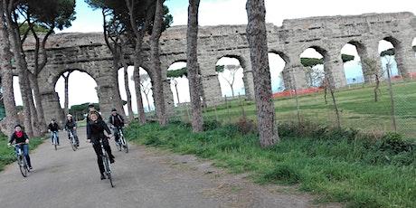 Appia Antica in bicicletta biglietti