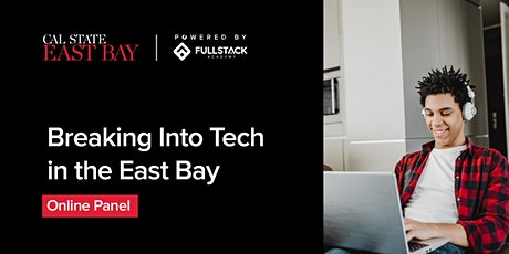 Breaking Into Tech in the East Bay tickets