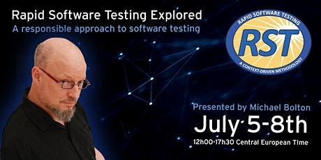 Rapid Software Testing Explored Online (for European/UK/Indian Time Zones) tickets