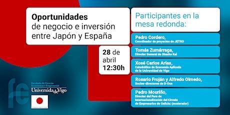 Oportunidades de negocio e inversión entre Japón y España entradas