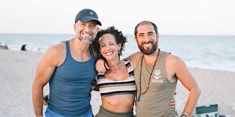 Full Moon Beach Yoga Class tickets
