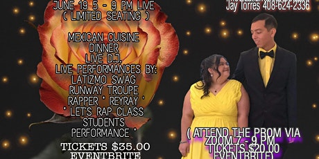 LATIZMO 2ND ANNUAL PROM LIVE tickets