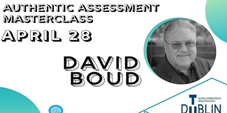 Masterclass: Authentic Assessment with Professor David Boud tickets