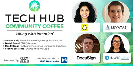 COMMUNITY COFFEE   'Hiring With Intention' tickets