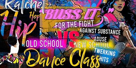 """""""Buss It """" Ratchet Hip Hop Dance Class tickets"""