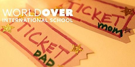 Town Hall Meeting with WorldOver International School biglietti