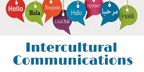 Intercultural  Communication tickets
