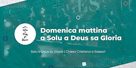 SaDsG | Celebrazione domenicale biglietti