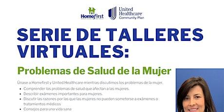 Problemas de Salud de la Mujer/Women's Health Issues entradas