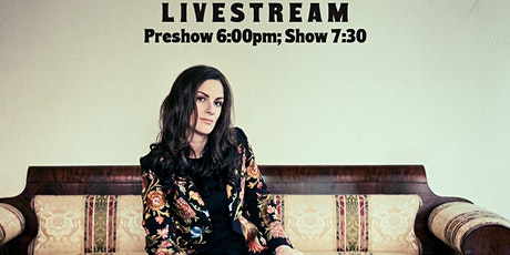 Lindsey Webster LIVESTREAM from Bearsville Theater tickets