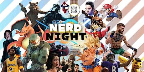 Nerd Night! tickets