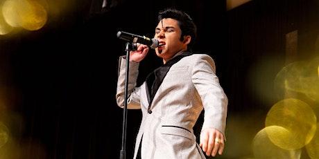 Elvis Tribute Artists Championship Show David Lee & Jacob Eder 17 Big E tickets
