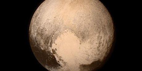 The Geology of Pluto tickets