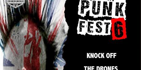 PunkFest 6 tickets