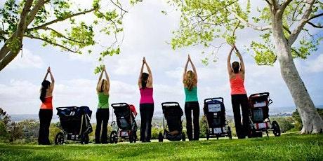Stroller Workout - Saturday Group billets