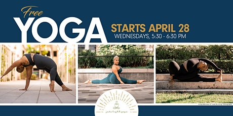 Free Yoga at Compson Place at Renaissance Commons, Boynton Beach tickets