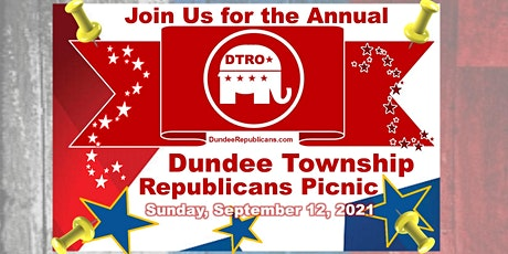 Dundee Township Republican Picnic 2021 tickets