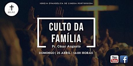 Culto de Domingo Tickets