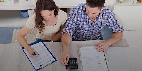 Financial Planning Process Webinar tickets