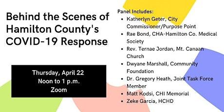 Behind the Scenes of Hamilton County's COVID-19 Response tickets
