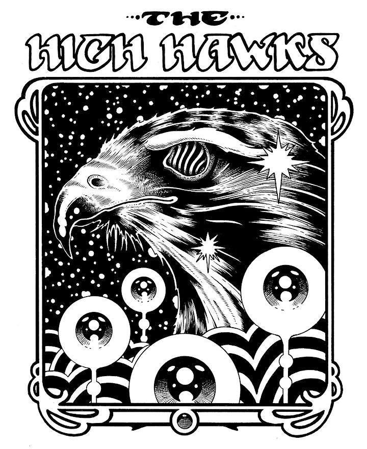 The High Hawks Invitational @ Long Bridge Golf Course & ALBUM RELEASE PARTY image