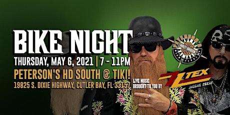 Bike Night at Peterson's Harley-Davidson South TIKI tickets