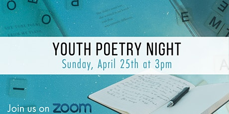 Youth Poetry Night tickets