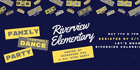 Riverview Family Dance Party (Virtual) tickets