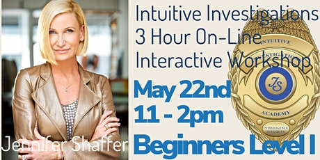 A Beginners Workshop On Psychic Investigations With Jennifer Shaffer tickets