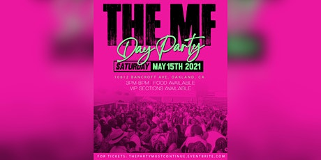 The MF Day Party tickets