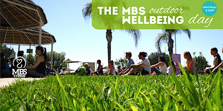 The Outdoor MBS Wellbeing Day Early bird Ticket tickets