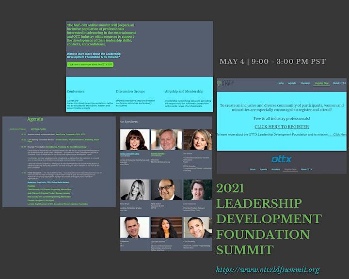 OTT.X Leadership Development Foundation Summit image
