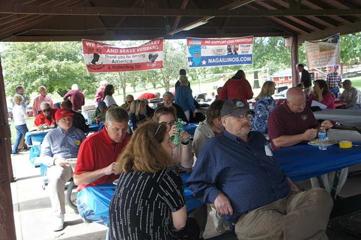 Dundee Township Republican Picnic 2021 image