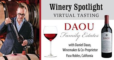 Daou Winery Spotlight Tasting tickets