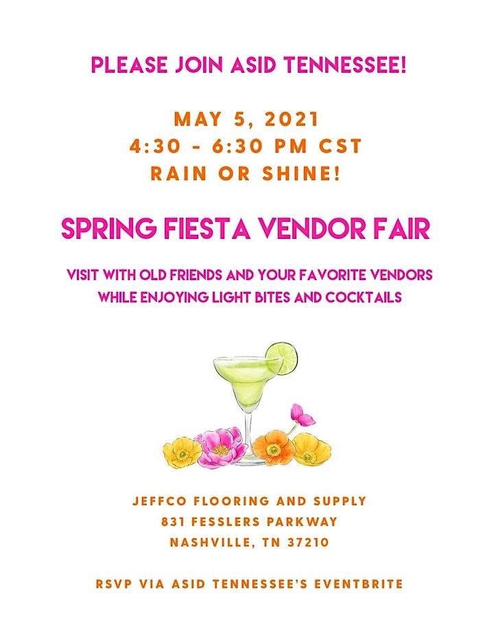 "ASID  ""Spring Fiesta"" Vendor Fair image"