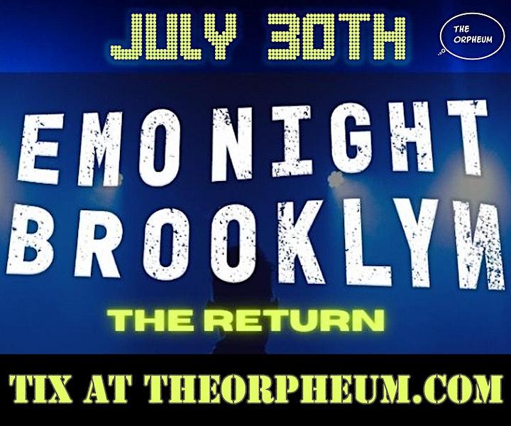 Emo Night Brooklyn image