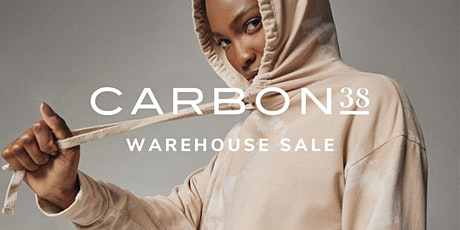 Carbon38 Warehouse Sale - Encinitas, CA tickets