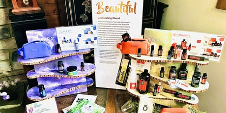 In Person Essential Oils Class Event tickets