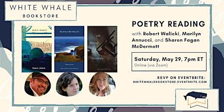 Poetry Reading: Robert Walicki, Marilyn Annucci, Sharon Fagan McDermott tickets