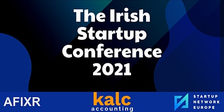 The Irish  Startup  Conference  2021 tickets